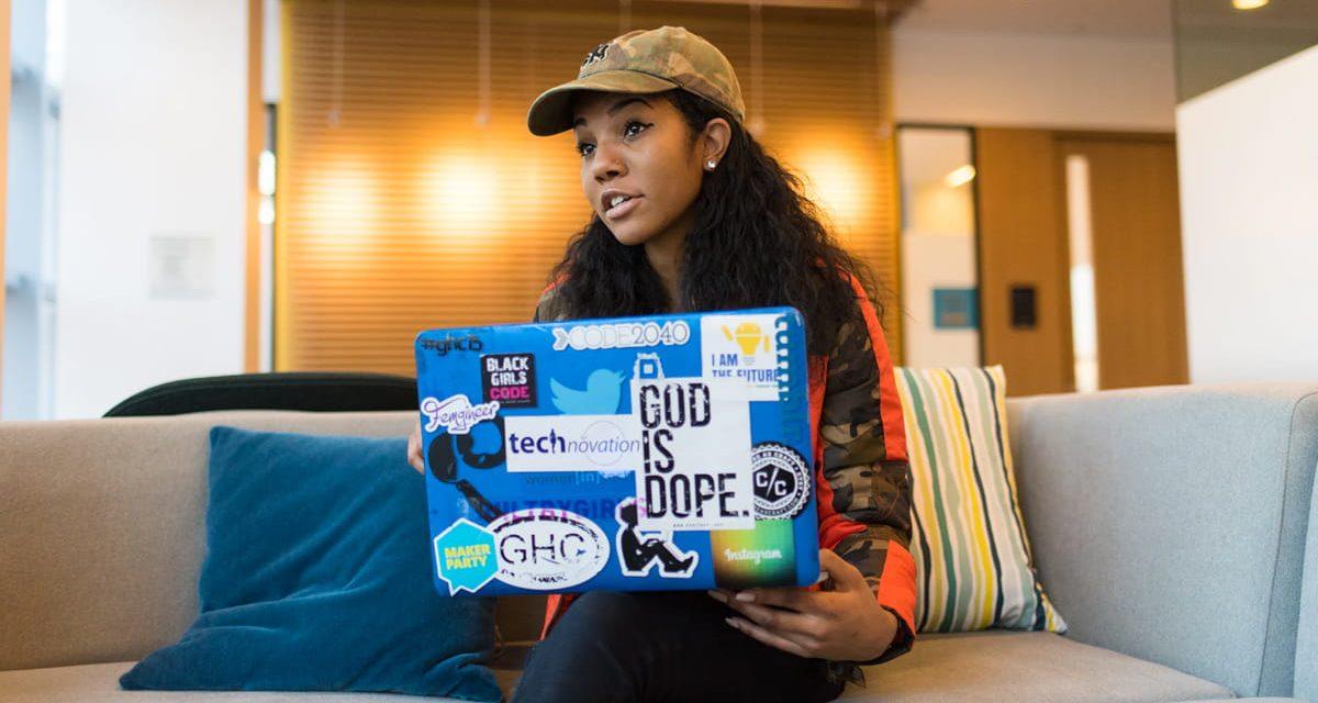 Les femmes dans la tech
