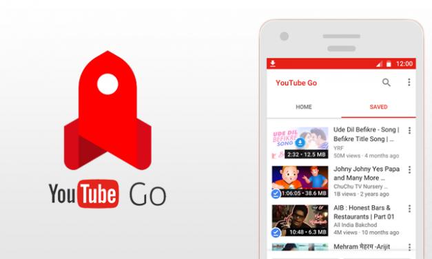 YouTube Go : YouTube au service d'un plus grand nombre