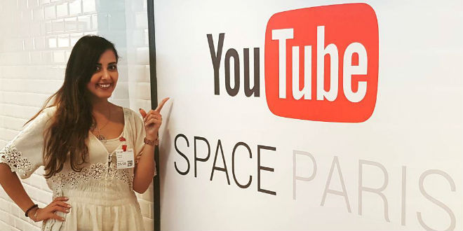 zeibeauty youtube space paris